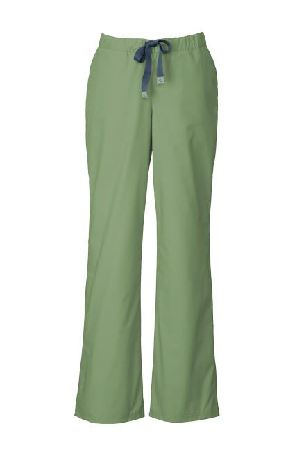 Discontinued Clinician Scrub Pants | Medical Scrub PantsOur women's scrub pants have mastered a difficult task - to maintain the standard look of unisex scrub pants yet to present a flattering, feminine silhouette. Welcomed changes include a subtle, slimming bootleg, contoured rise front to back, and flattering seam placement. There's even side panel pockets! And with surprisingly comfortable elastic, you'll wonder how you ever survived in your old unisex scrubs!