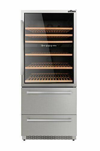 Ebay Sponsored Thor Kitchen Professional Hwc2404u 30 Built In 128 Bottle Wine Cooler 3 Zones Built In Wine Cooler Beer Storage Wine Cooler