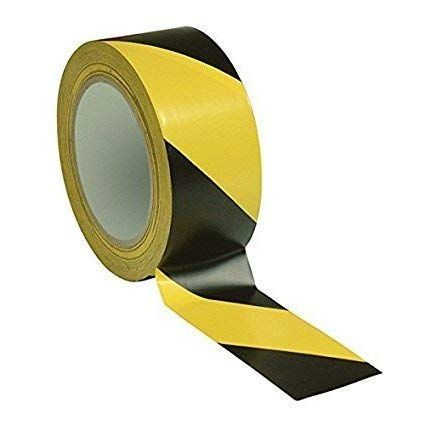 Euro Zebra Floor Marking Tape 2 Inches X 30 Meters Yellow And Black Warning Tape Euro In 2020 Things To Sell Credit Card Debit Debit Card