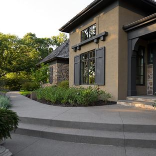 exterior stucco color design ideas pictures remodel and decor - Stucco Design Ideas
