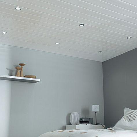 Quel faux-plafond pour salle de bain ? | Plafond salle de ...