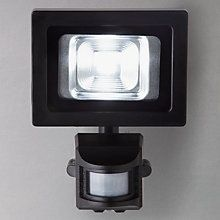 Buy John Lewis Seleno PIR Sensor Security LED Outdoor Light Online at johnlewis.com