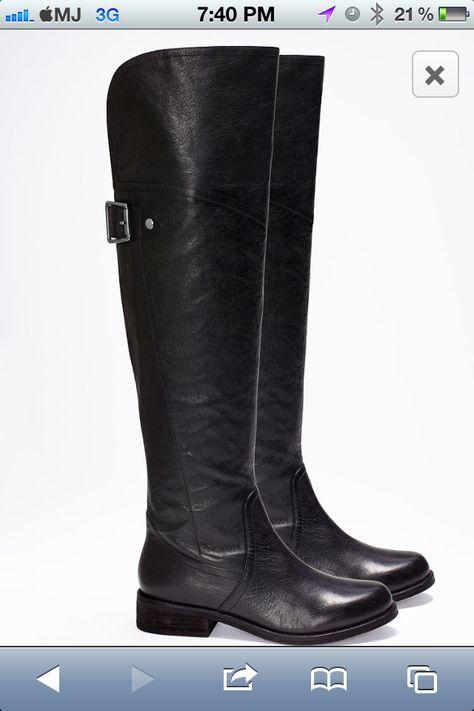 My new winter boots! Steve Madden