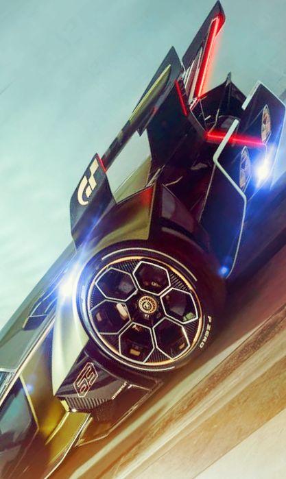 Lamborghini Lambo V12 Vision Gran Turismo Concept Wallpaper Super Cars Futuristic Cars Lamborghini Cars