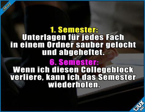 Studium kurz erklärt #Studentenleben #Studentlife #Studium #studieren #Jodel