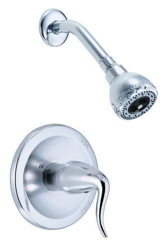 Danze D500521 Antioch Single Handle Shower Faucet Chrome For Sale