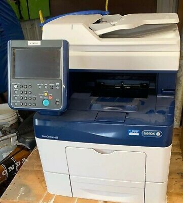 Xerox Workcentre 6655 X Workgroup Laser Printer In 2020