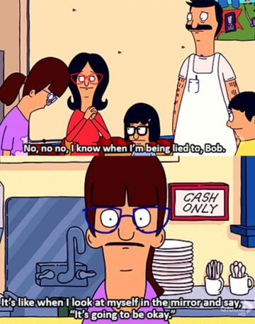 17 Times Aunt Gayle Was The Single Best Part About Bob S Burgers Bobs Burgers Quotes Bobs Burgers Funny Bobs Burgers