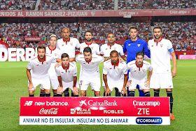 Equipos De Fútbol Sevilla F C Hasta La Temporada 2016 17 Betis Sevilla Futbol Club Equipo De Fútbol