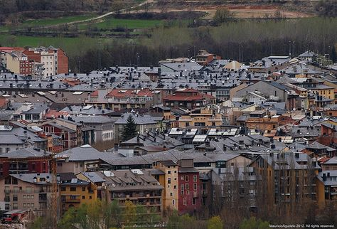 La Seu D'Urgell, Lleida Cataluña España