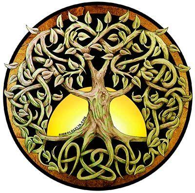 El árbol De La Vida Es Uno De Los Símbolos Mas Enigmáticos Y Profundos De Nuestra Cultura Ancestral Descubre Su Significado Símbolos Celtas árbol Celta Celta