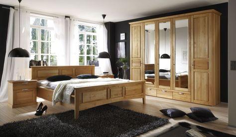 25+ melhores ideias de Schlafzimmer komplett massivholz no - schlafzimmer komplett massiv