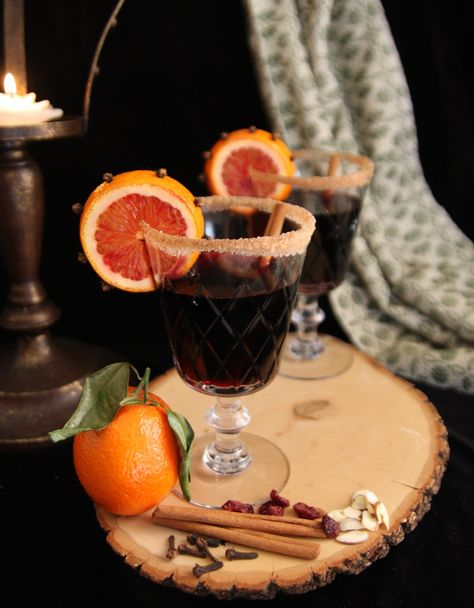Hippogras: Medieval Mulled Wine Recipe - Curye on Inglish: English ...