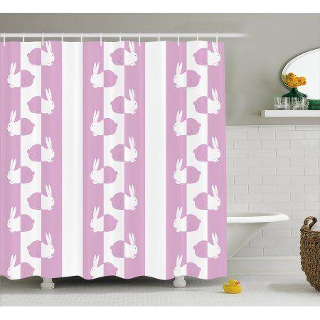 Fabric Shower Curtain For Unique Bathroom Decor Bathroom Decor