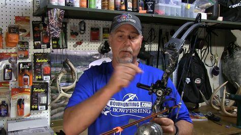 Dan Bowfishing SetUp