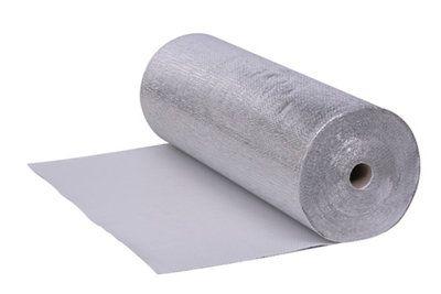 Rollo De Aislante Térmico One 48 M Optimer Leroymerlin Es Aislante Termico Aislante Lámina De Aluminio