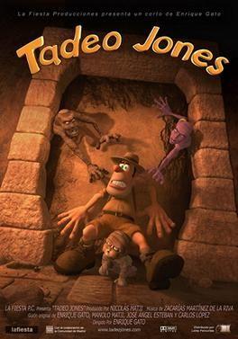 Tadeo Jones Poster Tadeo Jones Wikipedia In 2021 Full Films Now And Then Movie Jones