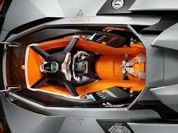 Lamborghini Egoista Concept By Walter De Silva