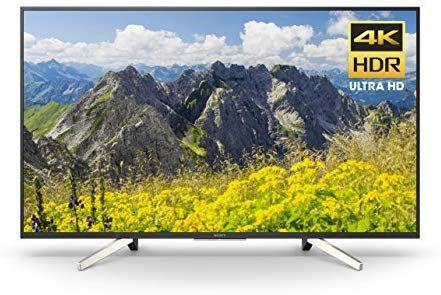 Sony Kd43x750f 43 Inch 4k Ultra Hd Smart Led Tv Led Tv Smart Tv