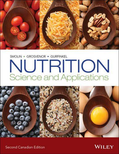Nutrition Science And Applications Book Review In 2021 Nutrition Science Nutrition Nutrition Crafts