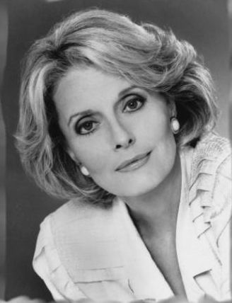 Constance Towers a.k.a Helena Cassadine . This is a really old pic, don't know the year.