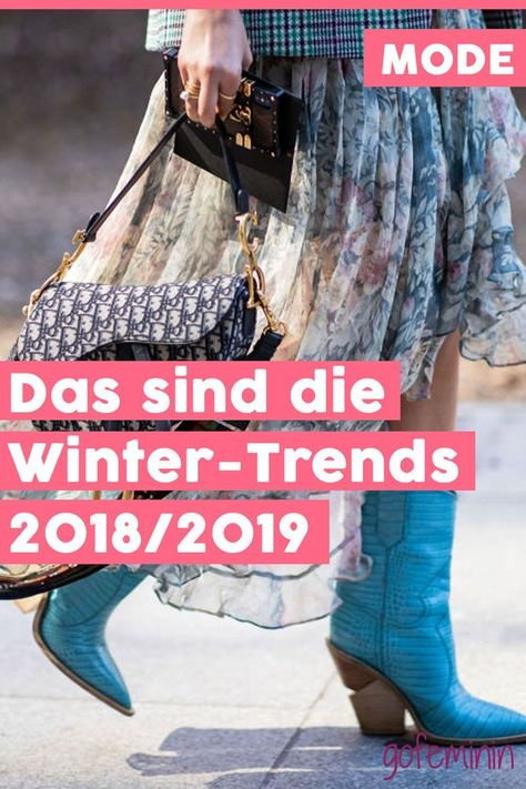 Winter-Trends 2018/2019: These parts now want all #these #now # parts #tr ... -  - #Genel