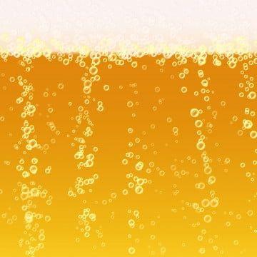 Beer Foam Background Realistic Beer Texture Light Bright Bubble And Liquid Vector Illustration Vector Background Bubbles Png And Vector With Transparent Back In 2021 Vector Illustration Beer Background Texture Vector