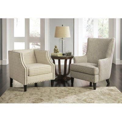 Darby Home Co Beallsville Armchair In 2020 Ashley Furniture