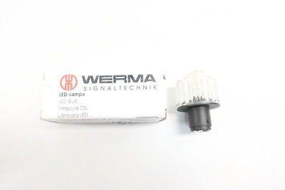 Details About Werma 956 500 75 Blue Led Bulb 24v Ac 24v Dc Led Bulb Bulb Led