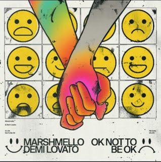 Marshmello Ok Not To Be Ok Ft Demi Lovato Mp3 Download Demi Lovato Demi Lovato Albums Lovato