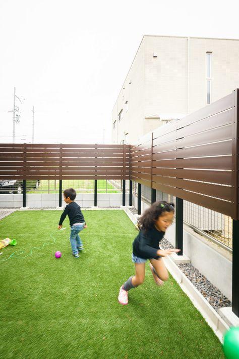 Fencing おしゃれまとめの人気アイデア Pinterest Heather Estevez 2020 新築 庭 柵 庭 庭 フェンス