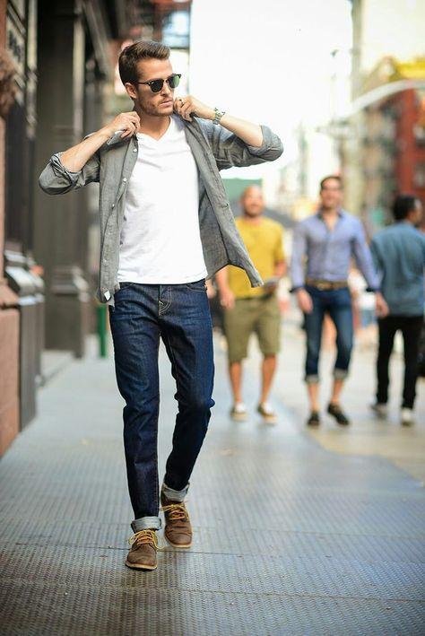 casual mens fashion which look cool.