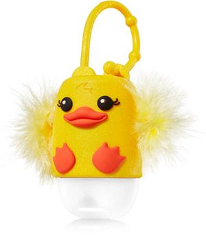 Yellow Bird Light Up Pocketbac Holder Bath Body Works Bath