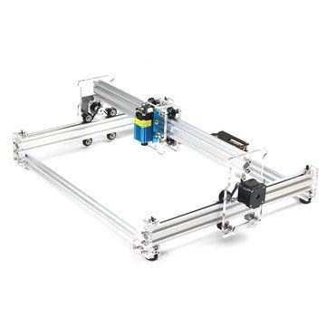 Eleksmaker Elekslaser A3 Pro 2500mw Laser Engraving Machine Cnc Laser Printer Laser Equipment From Industrial Scientific On Banggood Com Laser Engraving Machine Laser Printer Laser Engraving