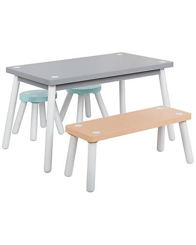 Powell Piera Table And Chair Set In 2021 Table And Chair Sets Furniture Table And Chairs