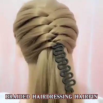 Shop Now>>Hairdressing Weaving Artifact