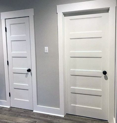 Top 50 Best Interior Door Trim Ideas - Casing And Molding Designs
