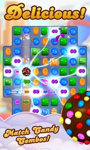 Candy Crush Saga APK Download - Android Puzzled Game