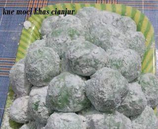 Resep Simple Cara Membuat Kue Mochi Moci Khas Cianjur Jawa Barat Yang Bikin Kangen Moci Resep Kue