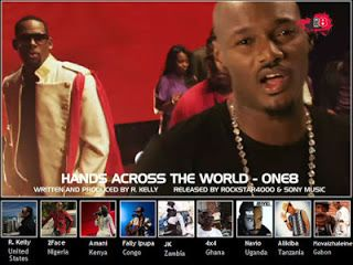 VIDEO : R Kell… | VIDEO : R Kelly Ft  Alikiba,2face, 4×4, Amani