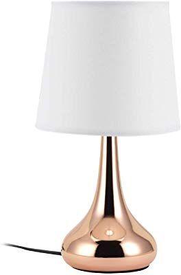 Mathias 3474255 Lampe De Chevet Metal 40 W Cuivre D17 H33 Amazon Fr Luminaires Et Eclairage Lampe De Chevet Lampe De Chevet Design Lampe