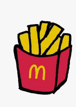 Mcdonalds Mcdonalds Clip Art Third Birthday