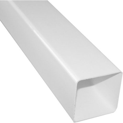 Find Thegenova Raingo Downspout White 10 Ft By Genova At Fleet Farm We Have Low Prices And A Great Selection On All Vinyl In 2020 Vinyl Gutter Fleet Farm Downspout