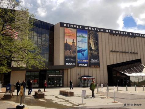 10 Must-See Tourist Attractions in Denver, Colorado: Denver Museum of Nature & Science