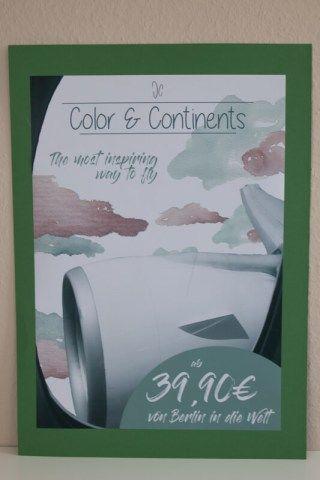 Kommunikationsdesign Studium Meine Mappe Tipps Color Continents Kommunikationsdesign Studium Kommunikationsdesign Kommunikation
