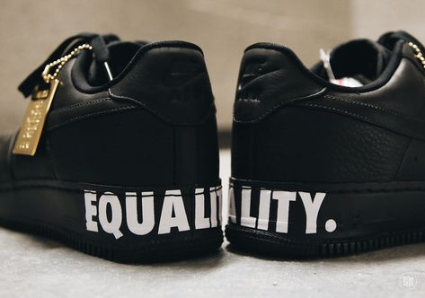 d96be4391903e Nike Air Force 1 Low BHM Spreads Message Of Equality ‹ Sneaker News ‹  Reader — WordPress.com