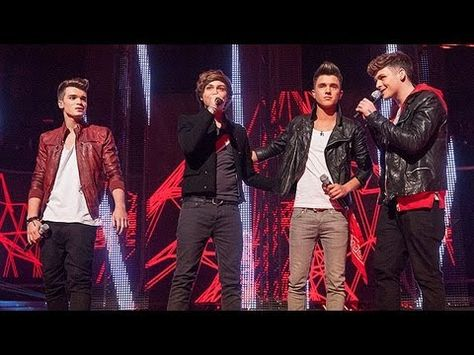Union J Sing Abba S The Winner Takes It All Live Week 8 The X