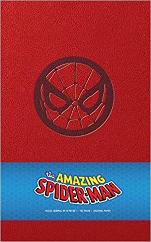 Marvel Spider Man Hardcover Ruled Journal Amazon Co Uk Insight