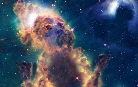 Photoshopped NASA Photos Give New Life to Outer-Space