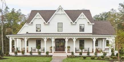 22 Ideas For Farmhouse Architecture Modern Southern Living Modern Farmhouse Exterior Farmhouse Style House Farmhouse Exterior